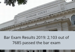 bar exam 2019 results