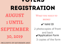 Voters Registration FAQ