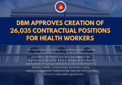 DBM approves 26000 jobs
