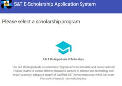 DOST Scholarship Online Application Appointment Guide - News-to-gov