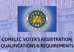 voters registration qualifications and requirments