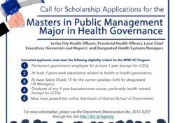 MPM HG scholar