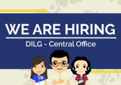 dilg hiring