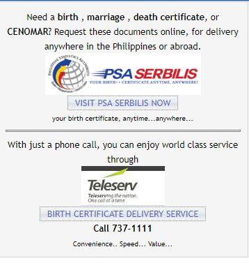 heading psa birth certificateonline