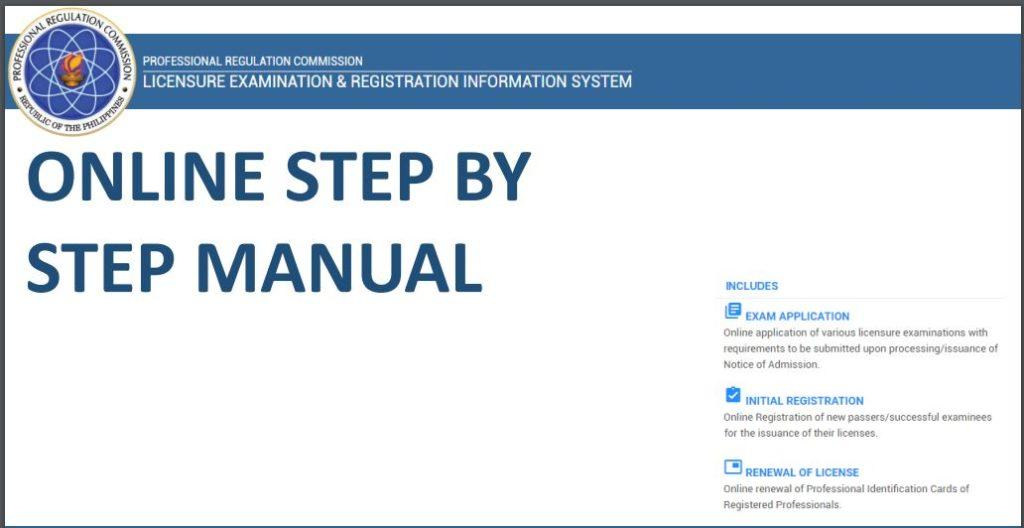 PRC Online Registration