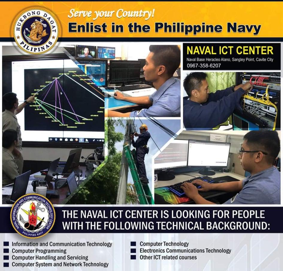 Naval ICT