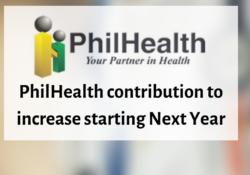 philhealth premium contribution