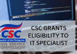 Eligibility for IT Specialist