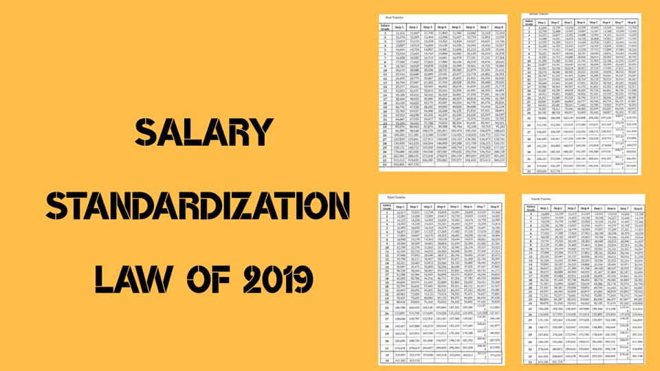 salary grade 2021