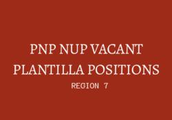 PNP Nup 7