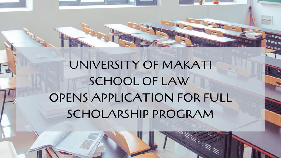 UMAK SOL Scholarship program