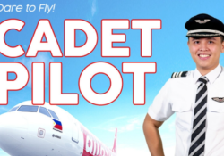 air asia cadet pilot program