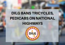 DILG Bans Tricycle on National Highways