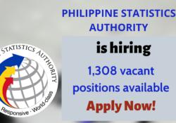 PSA jobs 2020