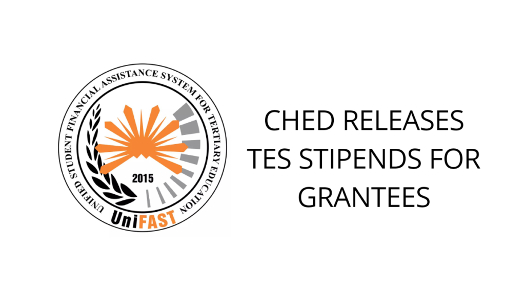 CHED TES