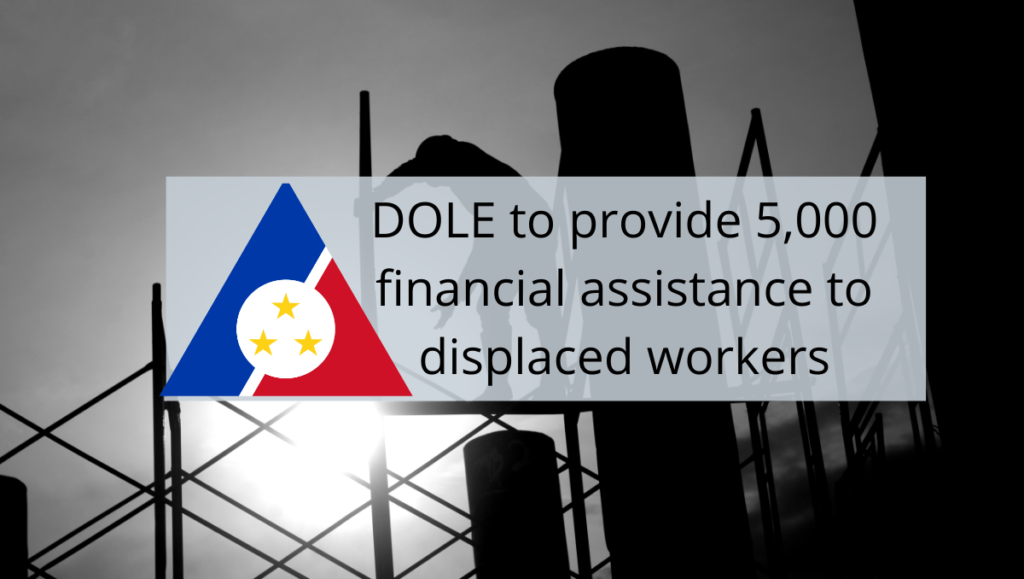DOLE financial assistance
