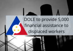 DOLE financial assistance