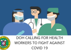 doh covid 19 volunteer