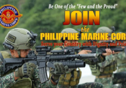 philippine Marine corps recruitment