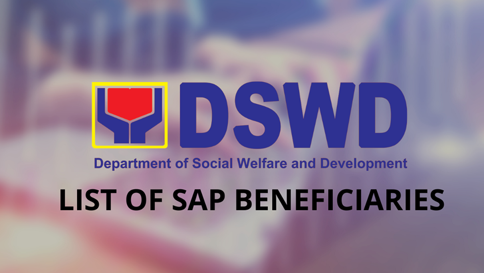 list of sap beneficiaries