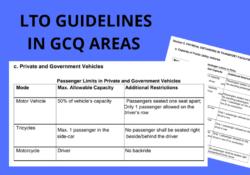 lto guidelines
