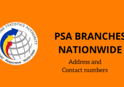 psa branches