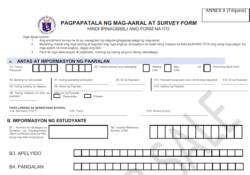 Learner Enrollment and Survey Form