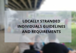 Locally Stranded Individuals