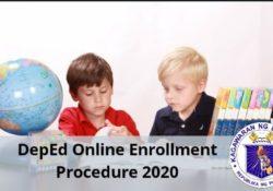 deped online enrollment
