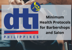 dti guidelines on barbershop and salon