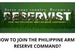 army reservist