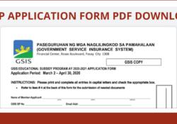 gesp application form