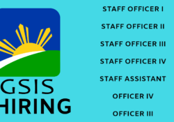 gsis hiring