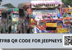 ltfrb qr code for jeepneys