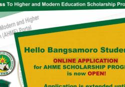 bangsamoro scholarship