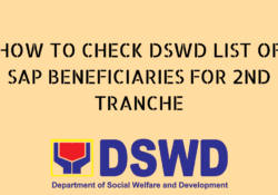 list of sap beneficiaries 2nd tranche