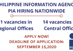 pia hiring