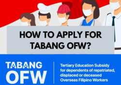 How to apply for tabang ofw