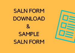 saln form