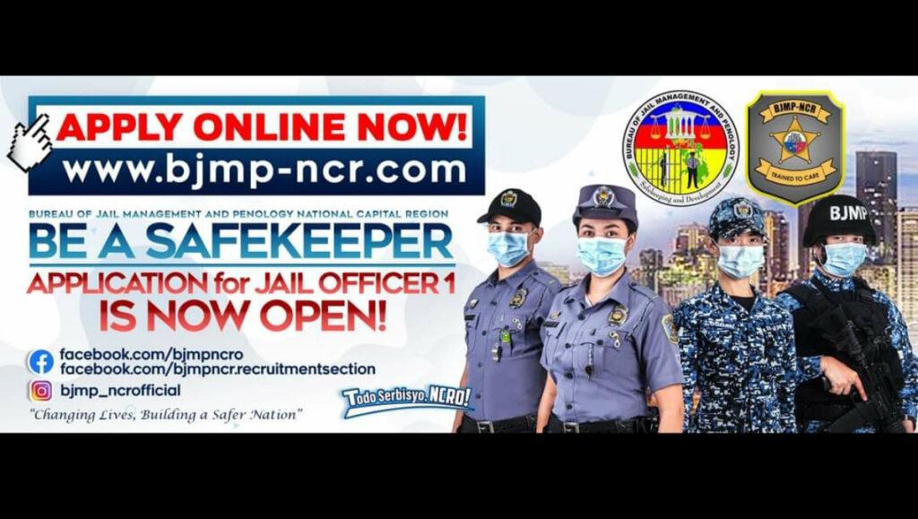BJMP ncr hiring