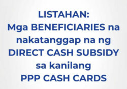 ltfrb cash subsidy