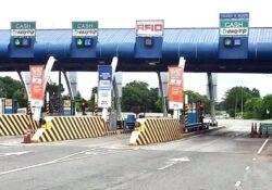 toll gates rfid installation