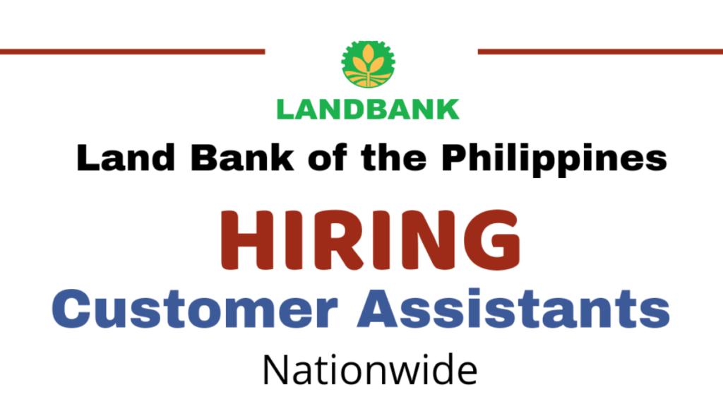 landbank hiring