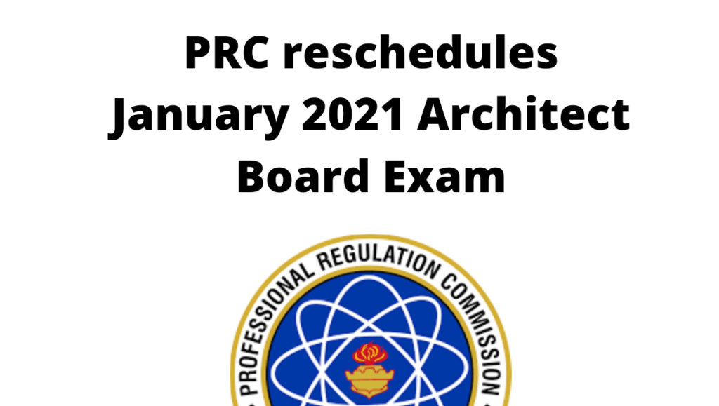 Architect Board Exam 2021