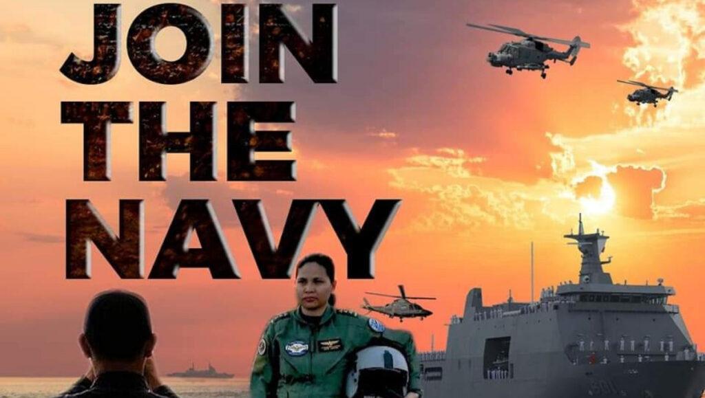 Philippine navy hiring