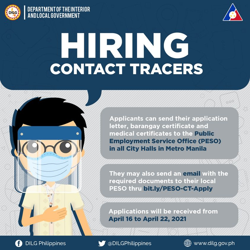 dilg contact tracer hiring