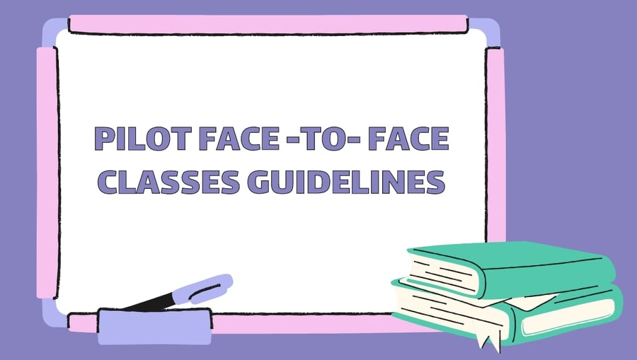 deped face to face classes